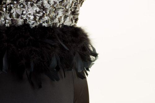 Javier barrio - colección Femme de Lumière - modelo Dubai