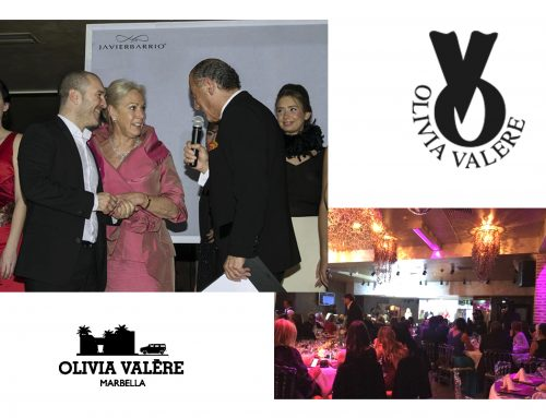 Oscar's Awards Gala at Olivia Valere and Babiliona, in Marbella