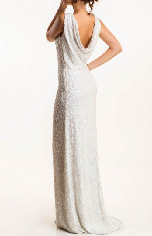 IMG 0193 Editar 500x773 - Vestido de novia largo con seda y pedrería