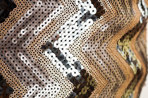 IMG 0291 500x333 - Vestido largo de lentejuelas multicolor