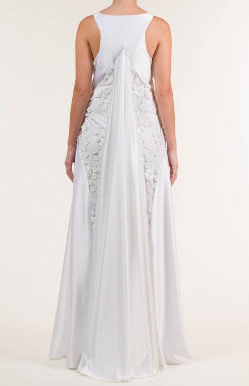 c 18 0345 001488 jb lb 18 2108 500x773 - Vestido de novia largo de satén liso blanco