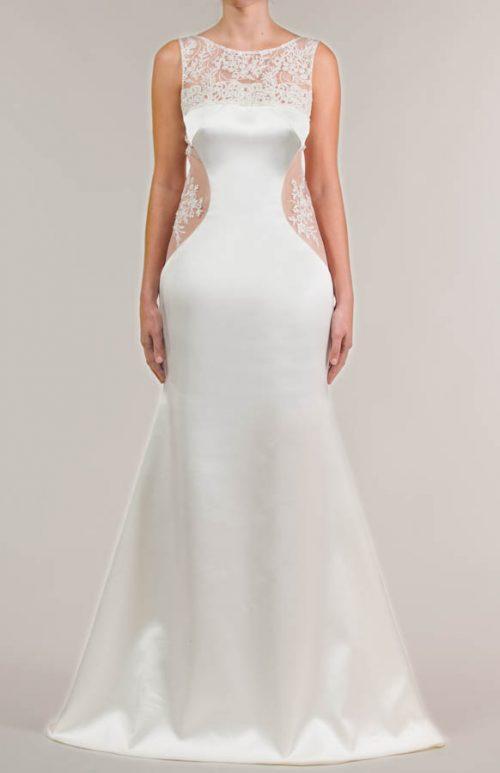 c 18 0345 001488 jb lb 18 2136 2 500x773 - Vestido de novia largo de satén crema