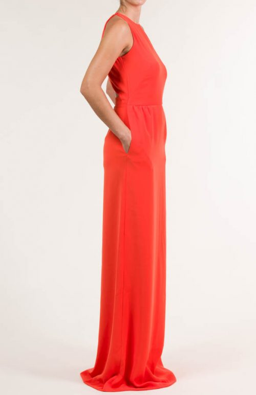 c 18 0345 001488 jb lb 18 2762 500x773 - Vestido largo crepe rojo escarlata