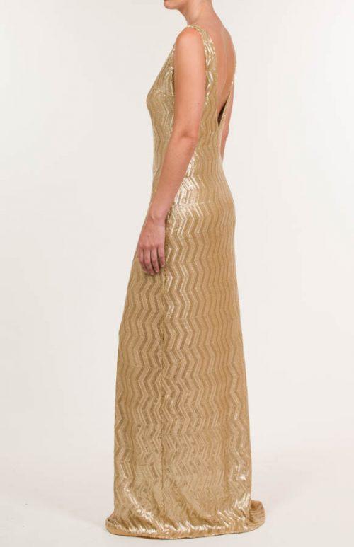 c 18 0345 001488 jb lb 18 362 500x773 - Gold sequined long dress