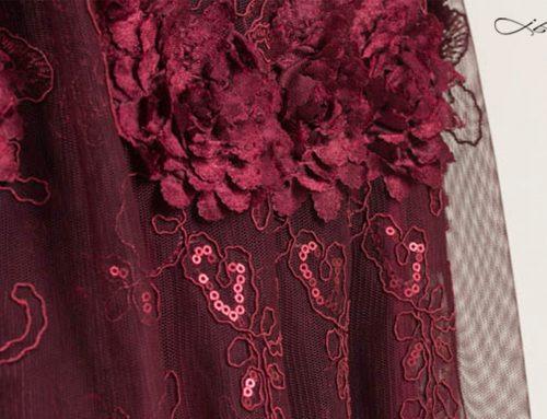 La eterna elegancia de los vestidos de tul
