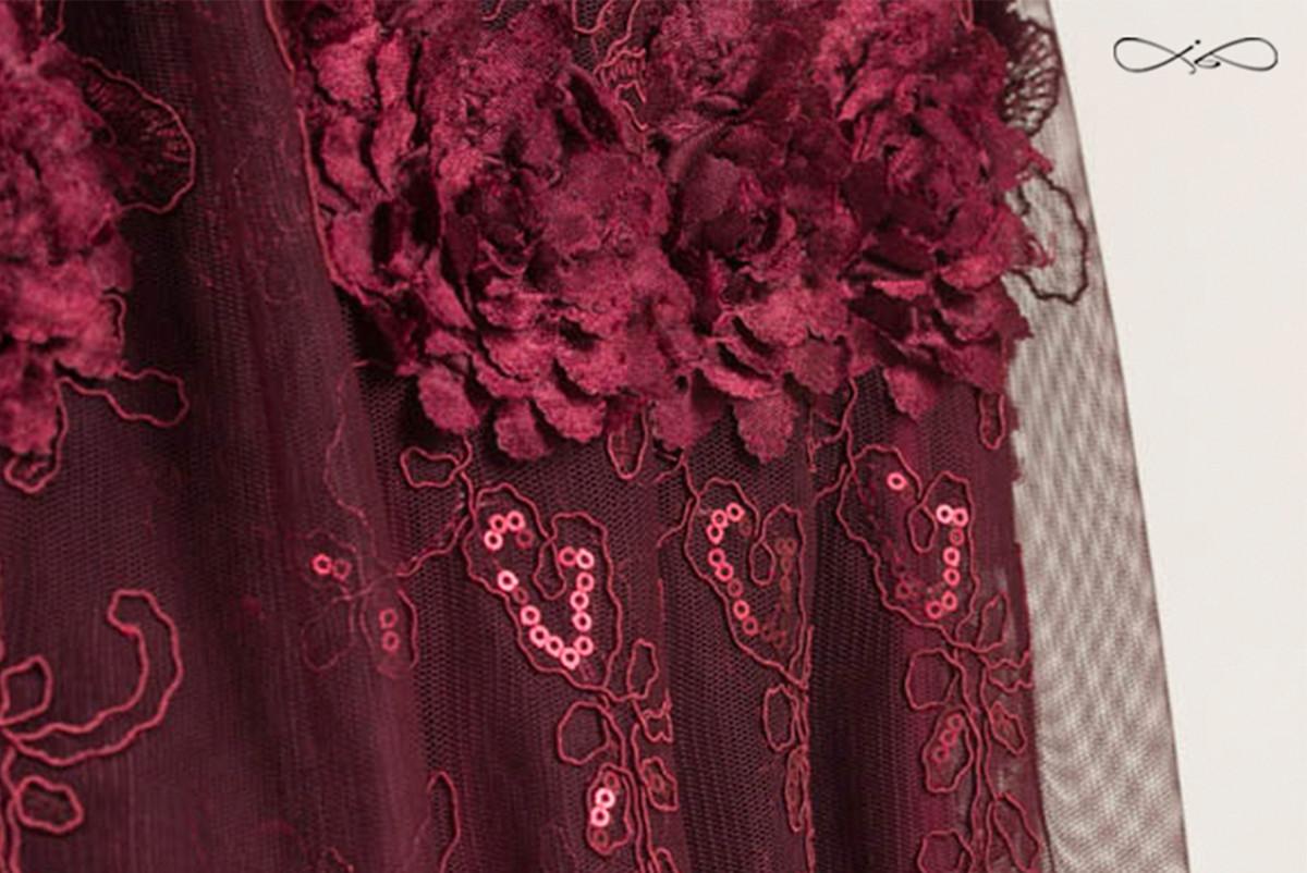 eterna elegancia vestidos de tul javier barrio couture