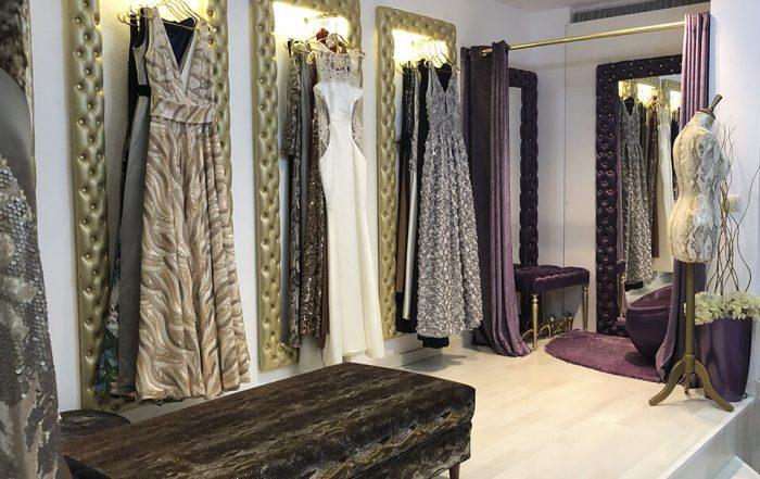 vestidos de fiesta pontevedra javier barrio couture 700x441 - Encuentra los mejores vestidos de fiesta en Pontevedra