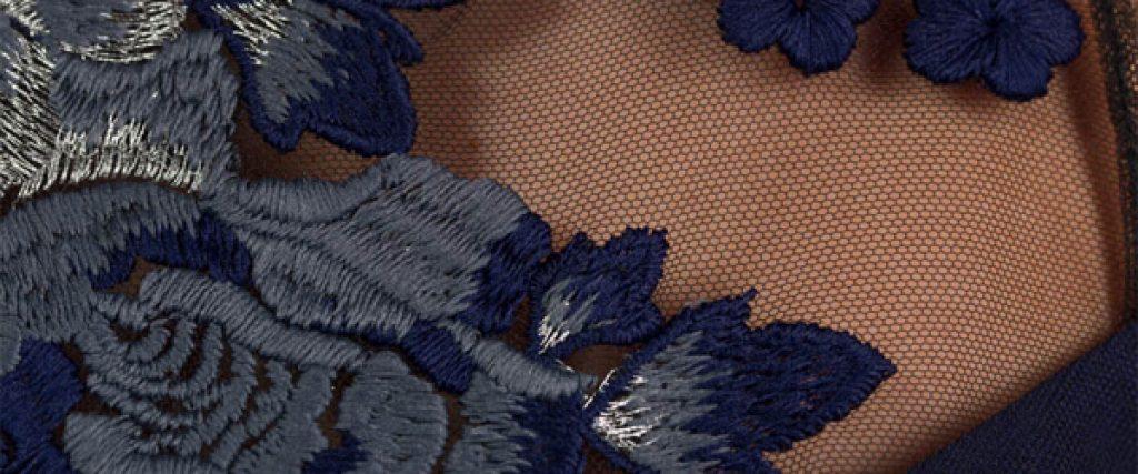 Tela Tul 1024x427 - 7 Mejores tipos de telas usados en Alta Costura